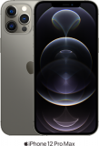 Apple iPhone 12 Pro Max 5G 128GB – Unlimited Data, £99.00 Upfront