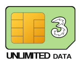 Unlimited 24 month SIM Only – £11.00 p/m