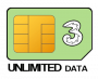 Unlimited Data £18 per month