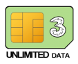 Unlimited SIM Only – 24 month contract, £11.00 p/m