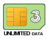 Unlimited 24 month SIM Only